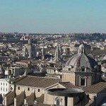 visite générale de Rome