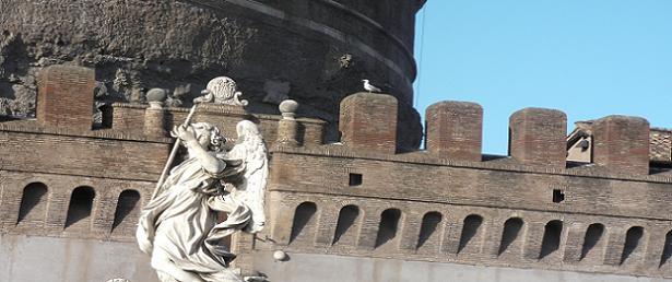 Château saint Ange