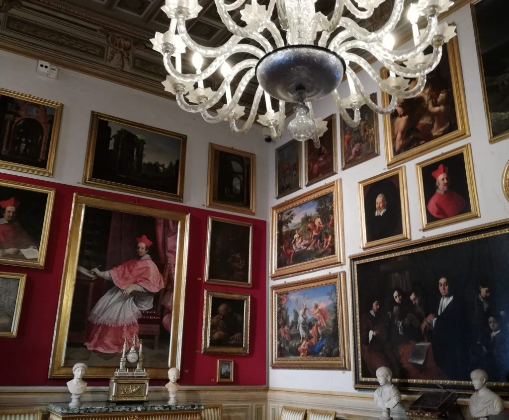 la galerie Spada une collection baroque