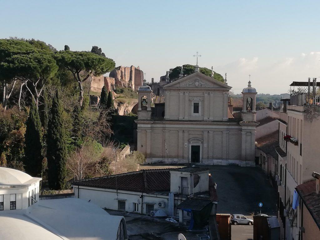 Visite de Rome tôt le matin