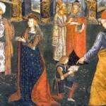 peinture au Vatican