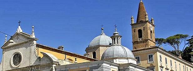 église de sainte Marie du Peuple