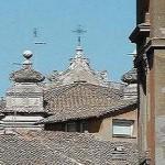 Rome vue du haut