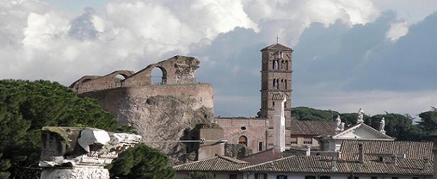 1 mai Rome