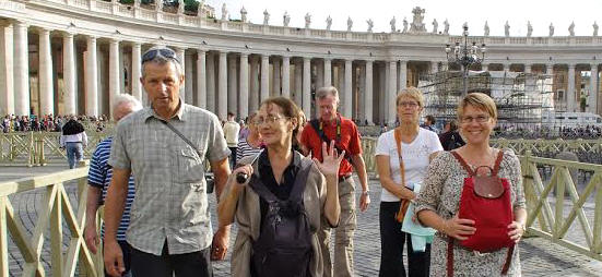 guide Rome