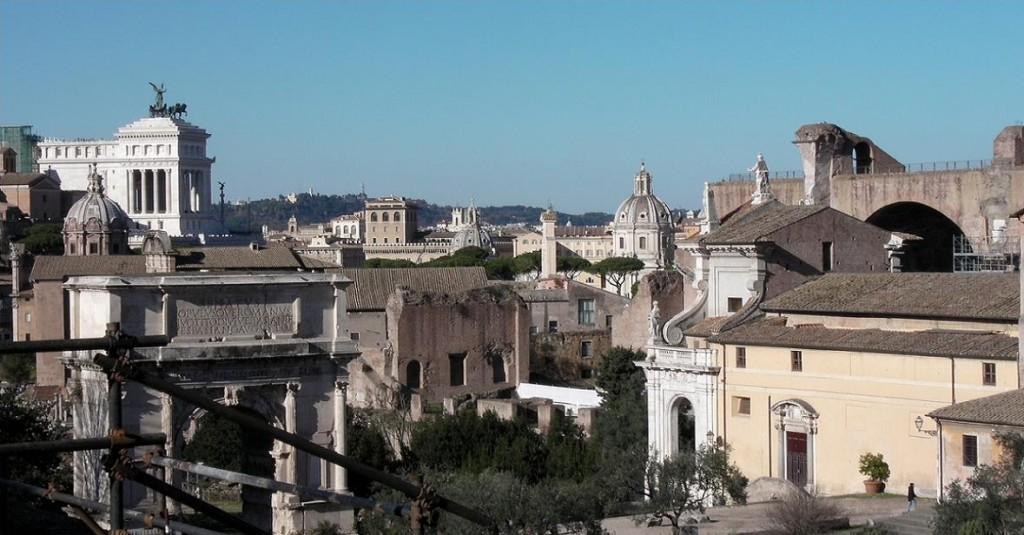 Rome visite incontournable