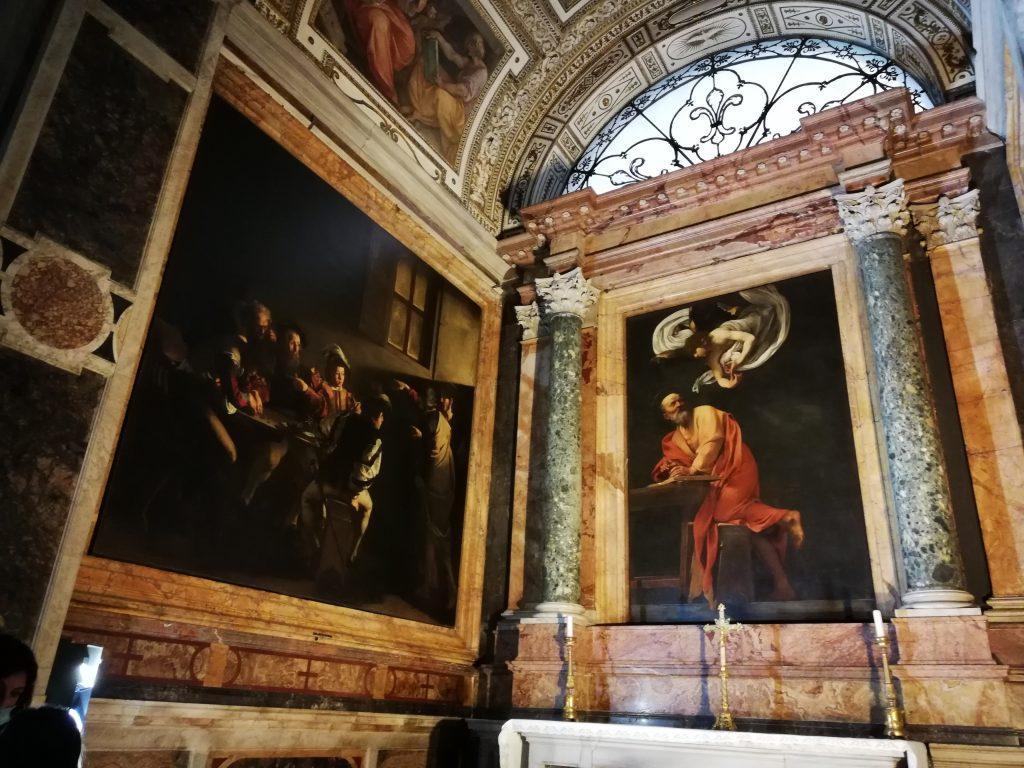 Chapelle Contarelli