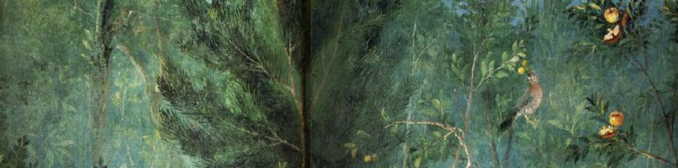 fresques de la villa de Livie