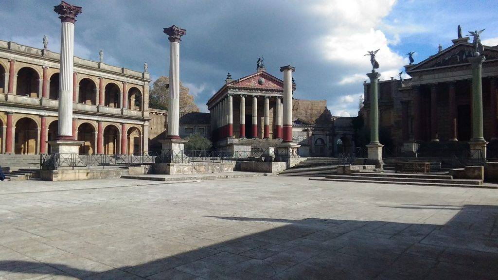 décors de la Rome antique