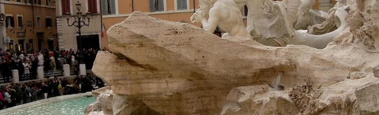 visite de Rome aqueduc