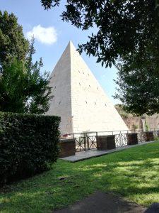 piramide visite de la Rome insolite