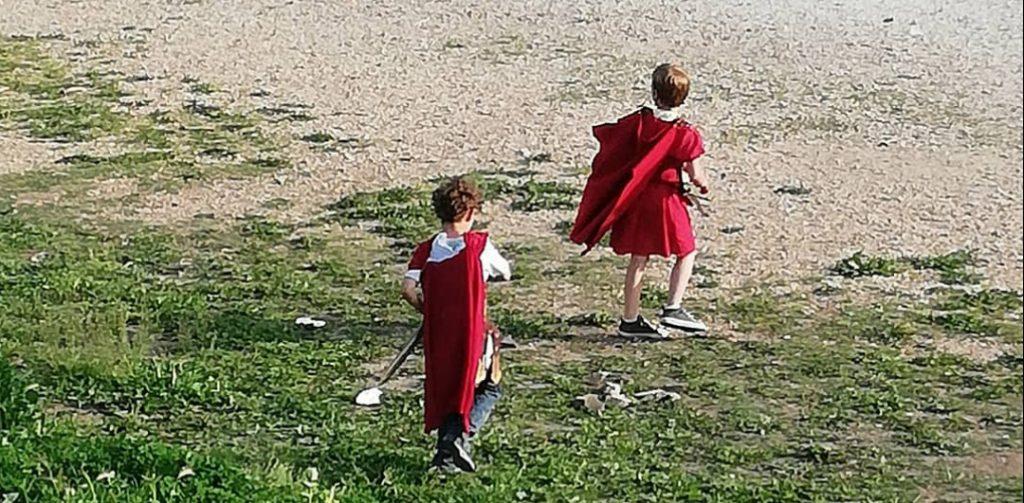 la naissance de Rome