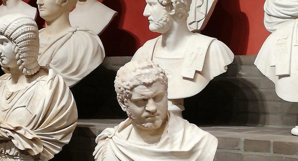 marbres de la collection Torlonia