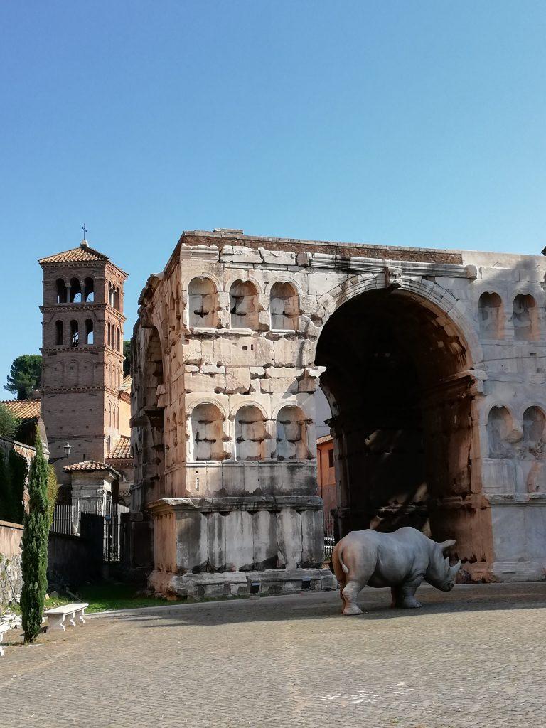 Les rites liés à la naissance de Rome