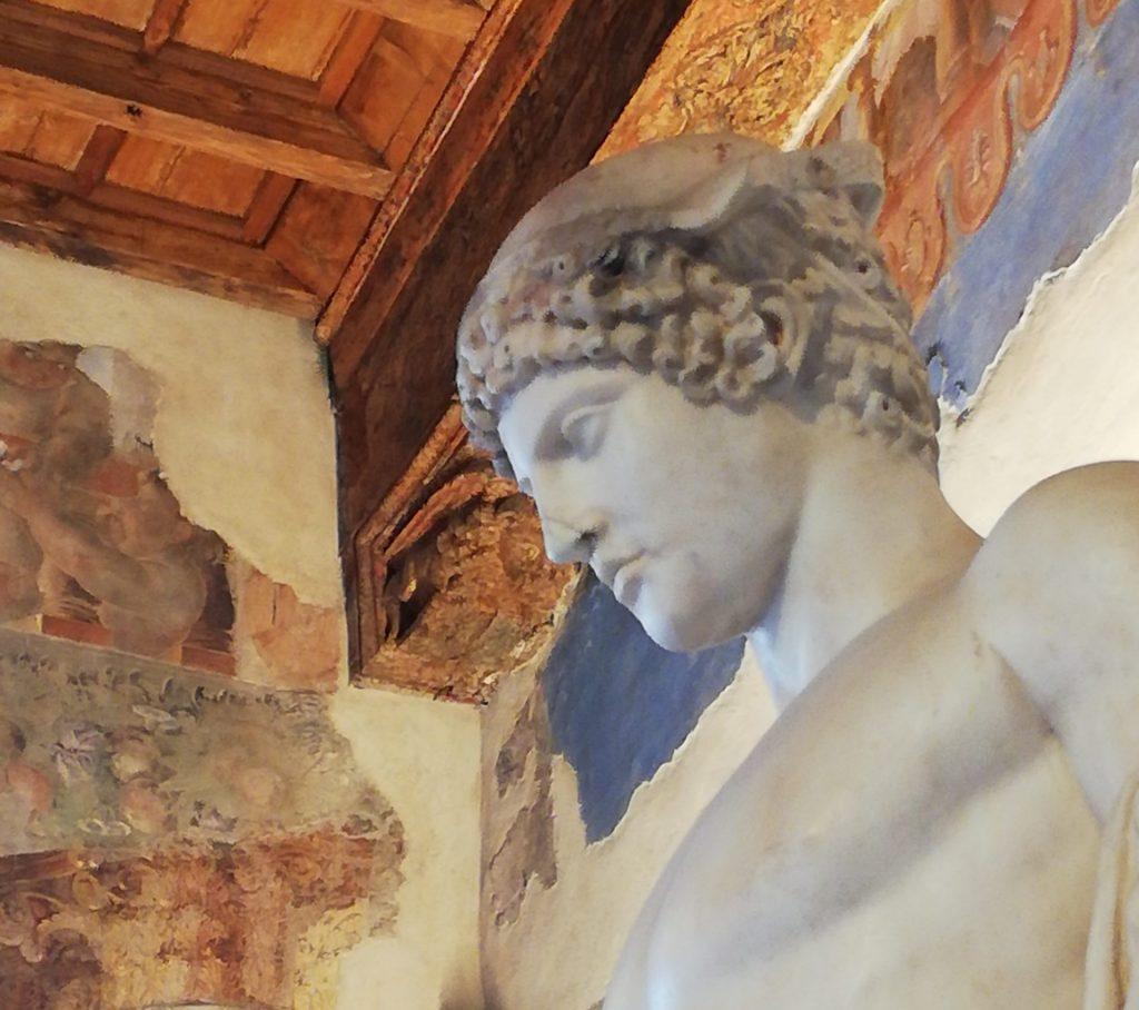 Hermes Loghios visite du palais Altemps
