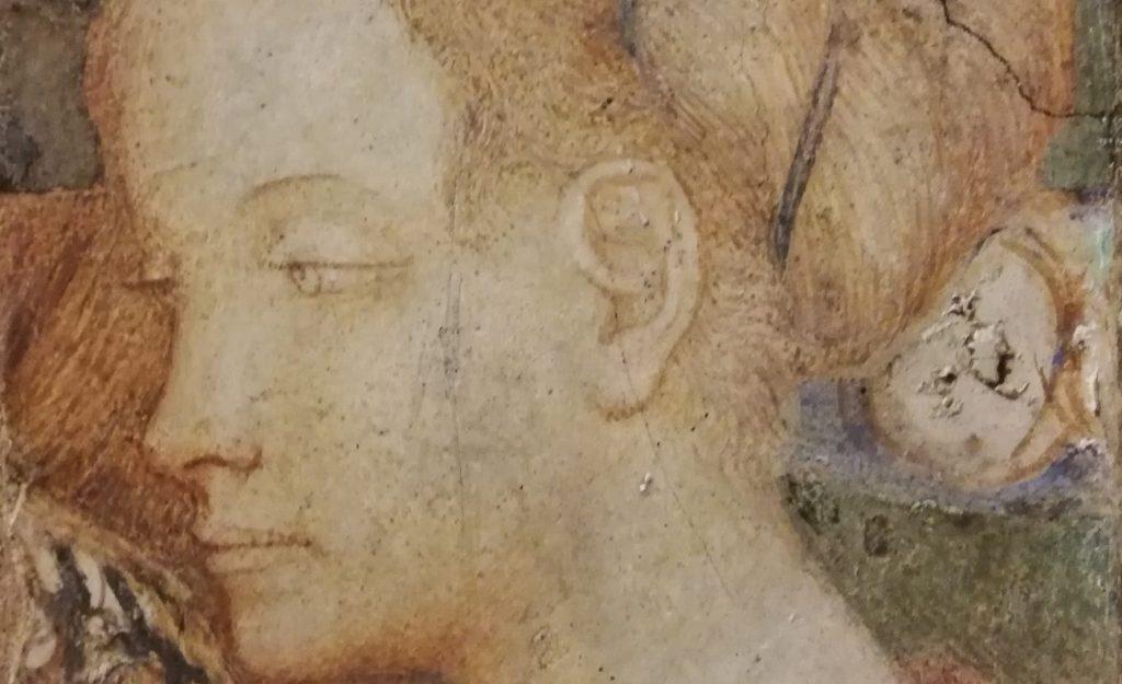 fresques de Pisanello au palais Venise