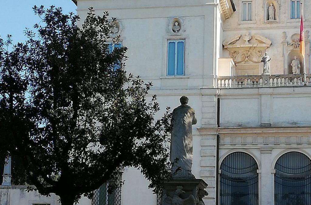 visite de villa Borghèse