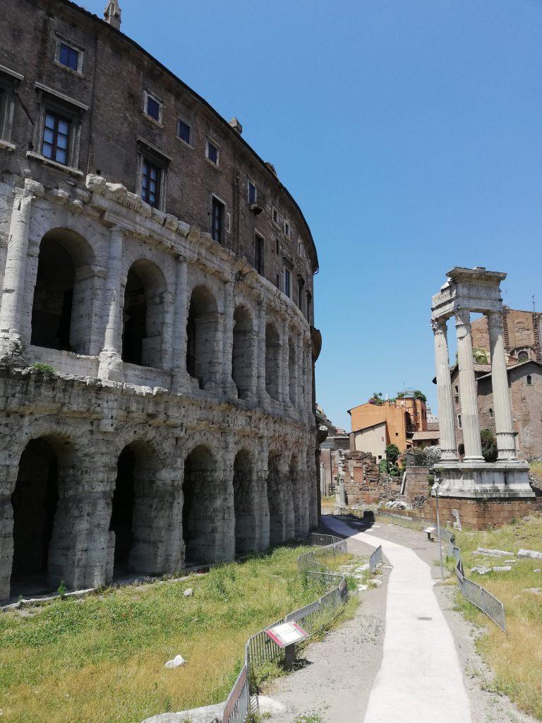 visite du Panthéon théâtre de Marcel