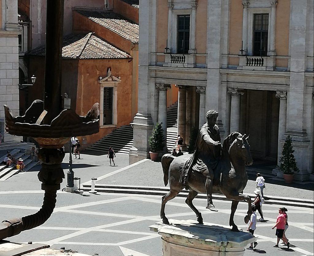 oeuvres de Michel Ange à Rome