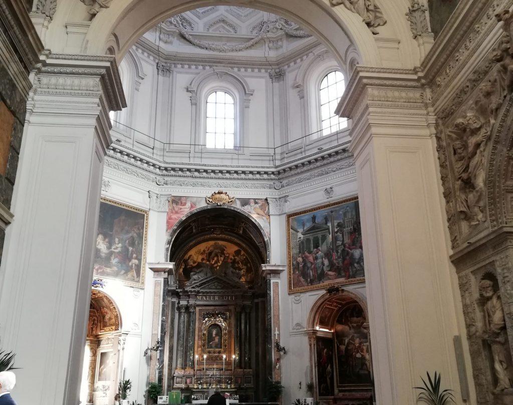 Visite des églises de la renaissance
