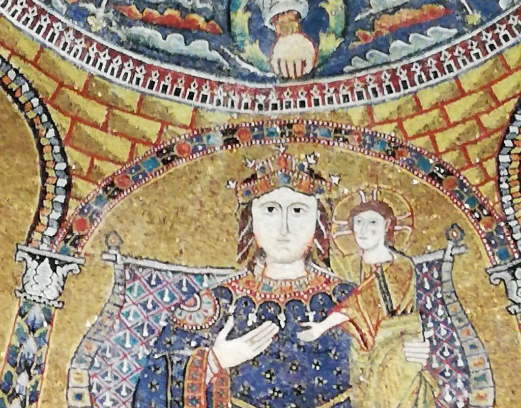 mosaïques médiévales