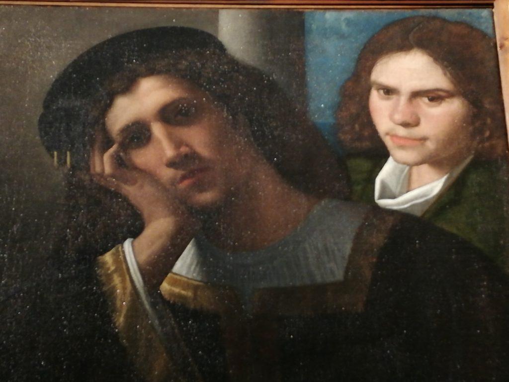 Visite du musée du Palais Venise