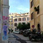 visite du Trastevere et de Santa Maria in Trastevere