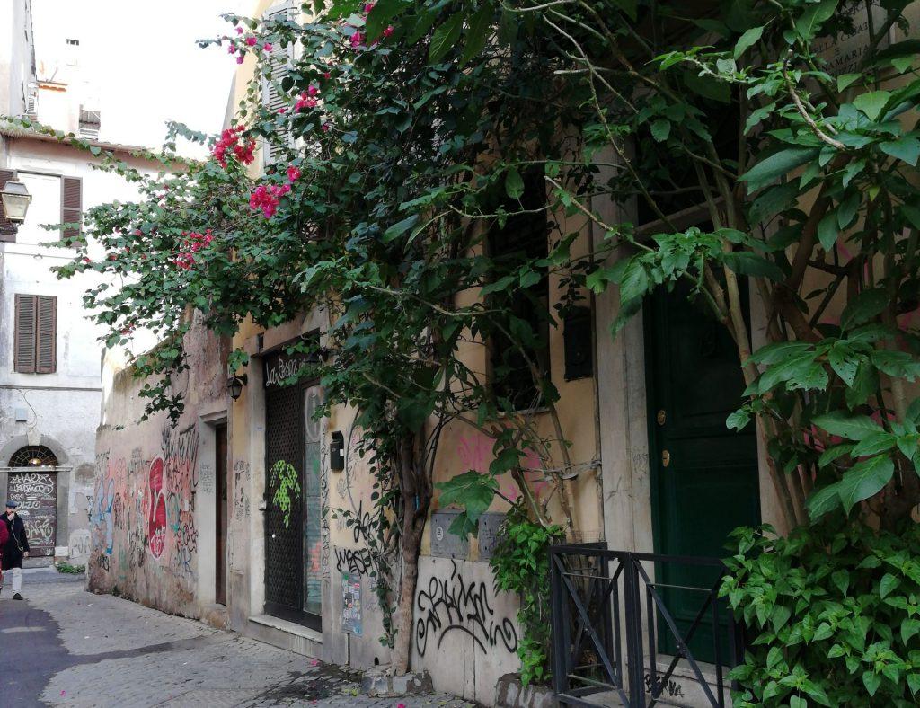 visite guidée du Trastevere