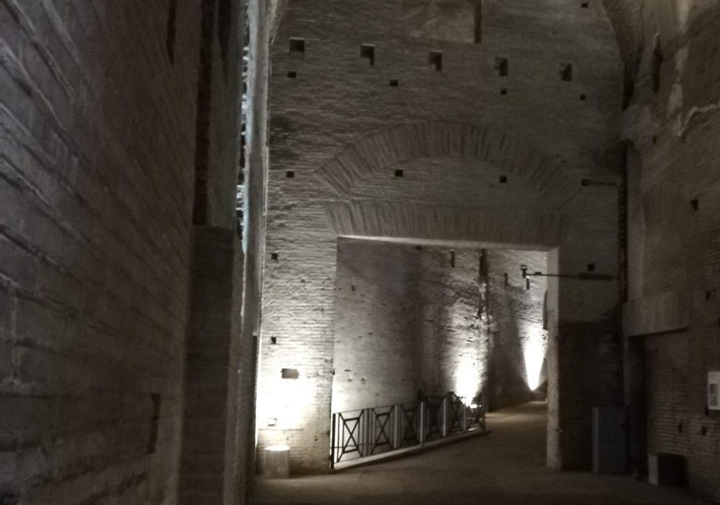 visite de la Rome souterraine