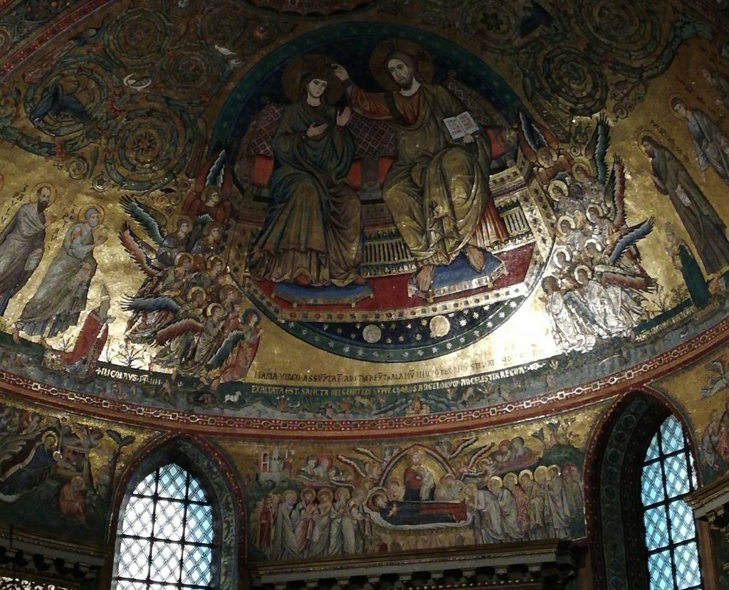 visite de sainte Marie Majeure
