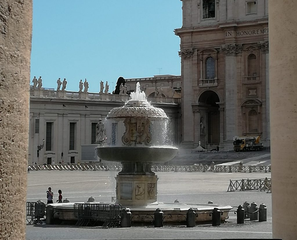 Bernin à Rome