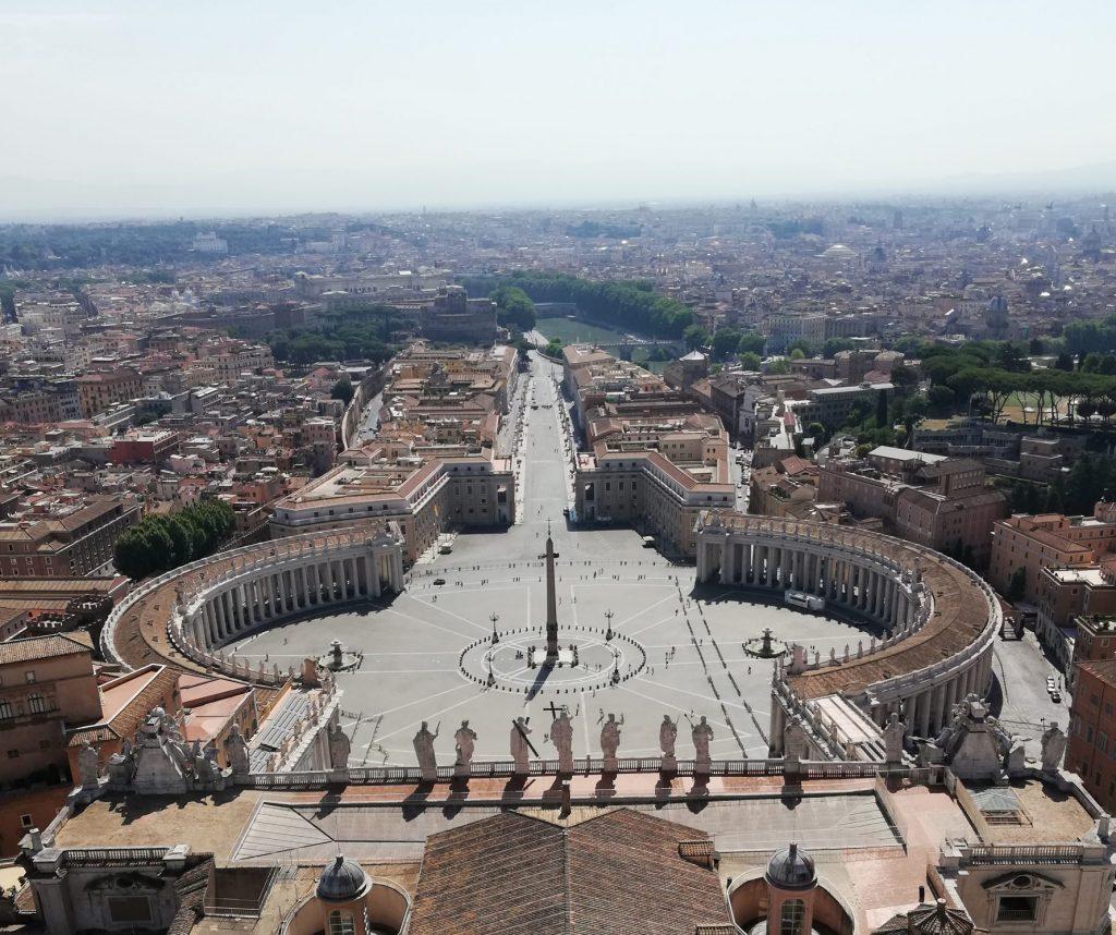 Quartiers de Rome