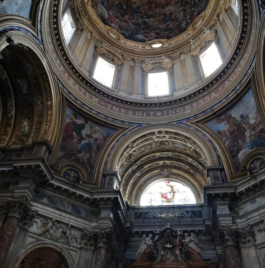 Visite des églises baroques