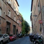 via Giulia une rue de la Renaissance