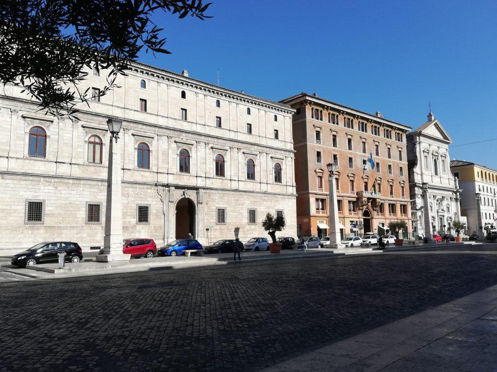 visite du quartier de Borgo