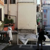 Visite guidée du quartier Ludovisi