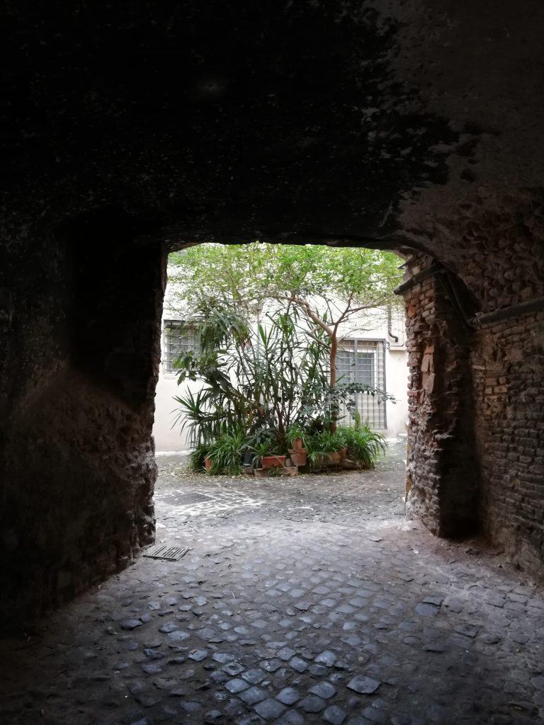 rione Sant Angelo le quartier juif