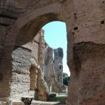 ruines des thermes de Caracalla