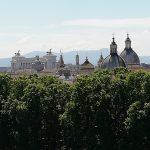 Rome vue panoramique
