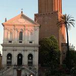 église de sainte Catherine et tour des Milices