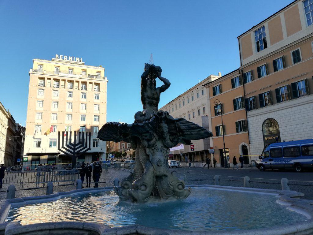 piazza Barberini anouka