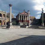 les places de Rome