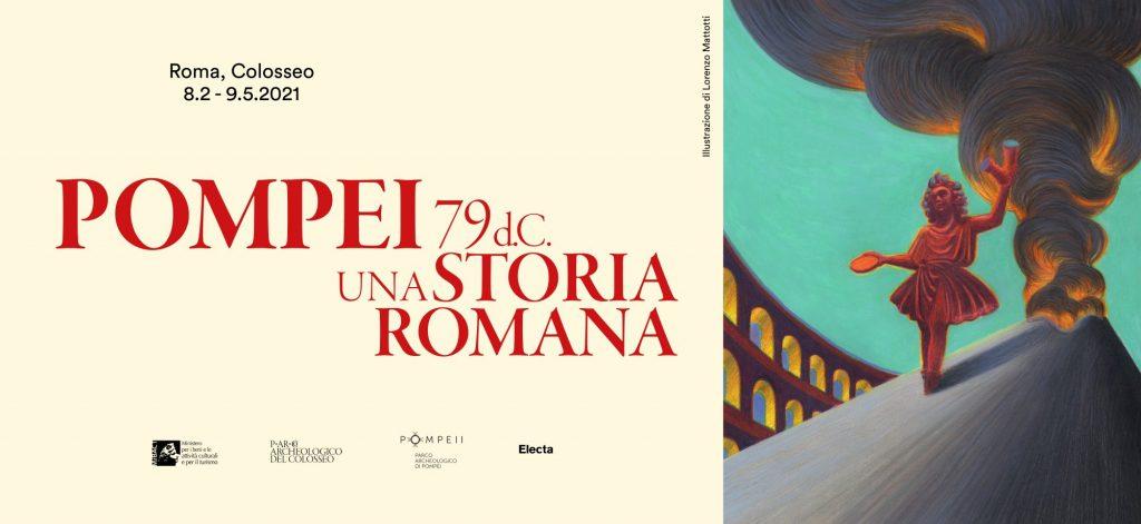 exposition Pompei au Colisée