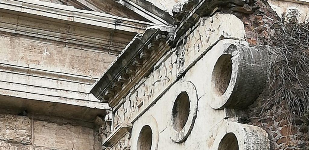 bas-relief du tombeau d'Eurisace