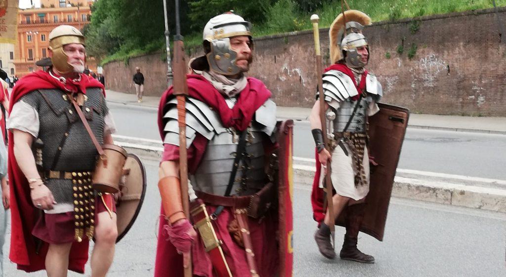 bataille de Vindobona dans le film le Gladiateur visiter Rome avec un guide