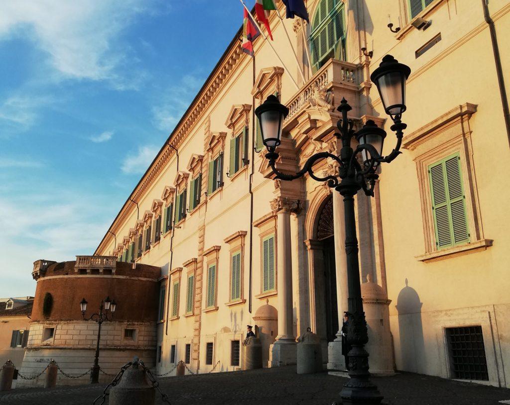 contacts pour réserver un guide à Rome