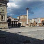 Décors de la série Rome