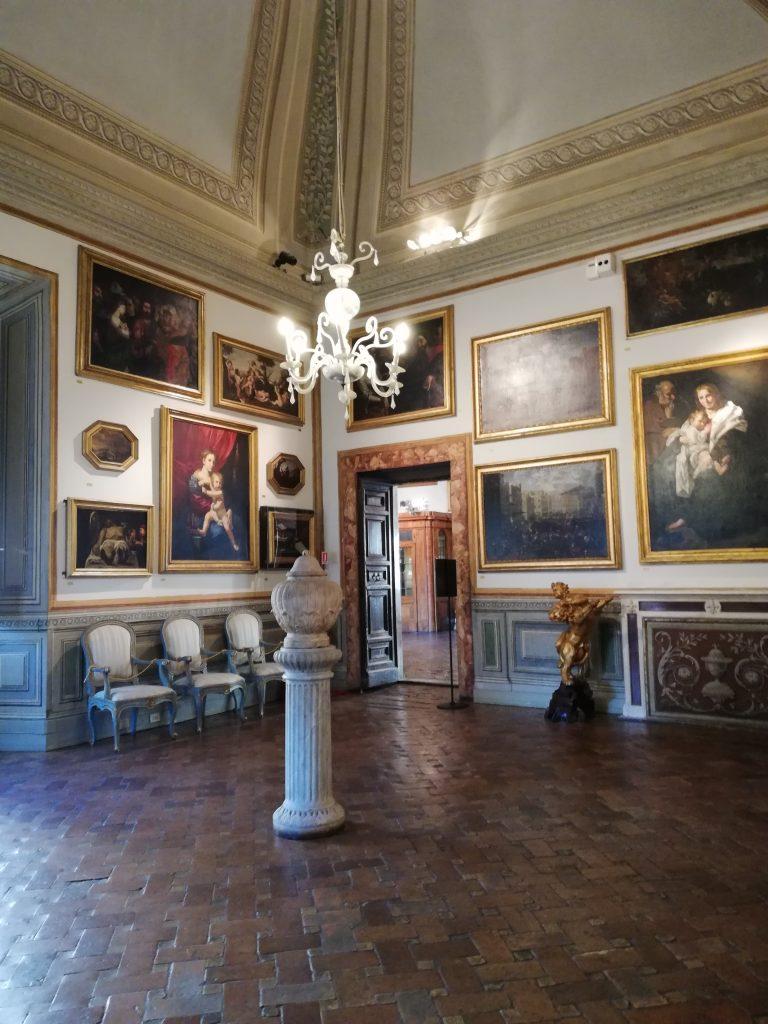 Visites guidées des galeries de peinture
