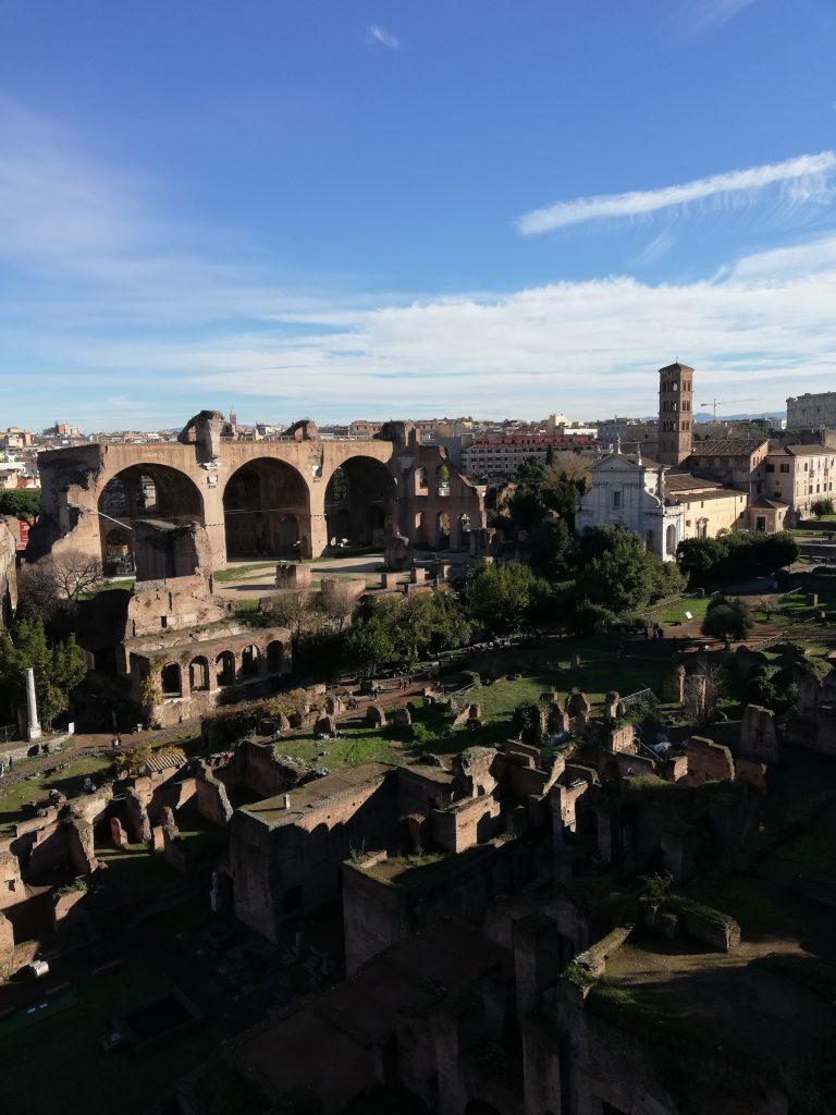 Les cultes antiques dans le Forum romain