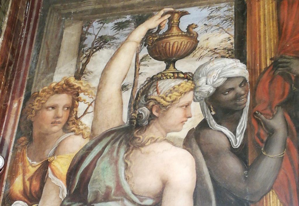 La Farnesina et autours du palais Farnèse